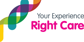 Your Experience - Right Care logo